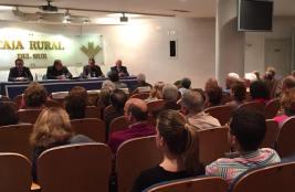 Conferencia Ideología de Género Monseñor José Mazuelos